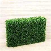 Декоративные изгороди из искусственных растений