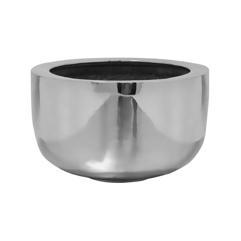 Чаша Pottery Pots Санни платина - фото 10825