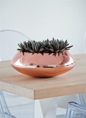 Чаша Pottery Pots Тара Мини платина - фото 11335