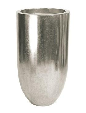 Кашпо Pandora silver leaf - фото 13924