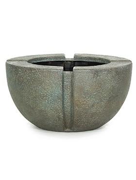 Кашпо Patina verdrigris-bronze - фото 13926