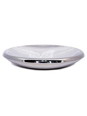 Блюдо Lucido polished stainless steel - фото 13952