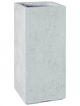 Кашпо Division plus planter natural-concrete - фото 13983