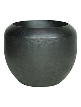 Кашпо Loft black iron - фото 14007