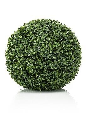 Самшитовый мини-листовой шар (искусственный) Nieuwkoop Europe - фото 14291