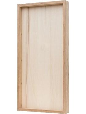 Рама для фитокартины Bamboo frame natural Nieuwkoop Europe - фото 14739