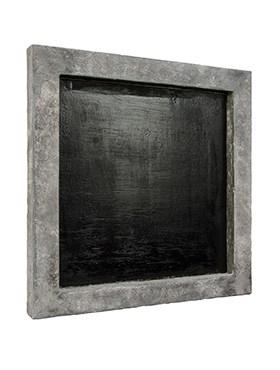 Рама для фитокартины Polystone frame raw grey finish Nieuwkoop Europe - фото 14753