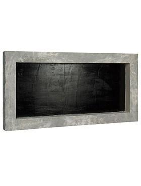 Рама для фитокартины Polystone frame raw grey finish Nieuwkoop Europe - фото 14754