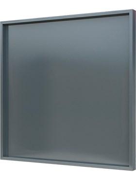Рама для фитокартины Wood frame mdf ral 7016 satin gloss Nieuwkoop Europe - фото 14773