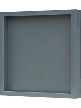 Рама для фитокартины Wood frame mdf ral 7016 satin gloss Nieuwkoop Europe - фото 14775