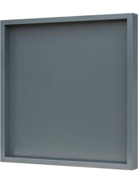 Рама для фитокартины Wood frame mdf ral 7016 satin gloss Nieuwkoop Europe - фото 14779