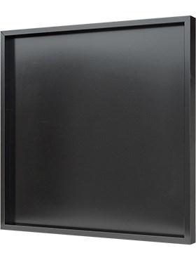 Рама для фитокартины Wood frame mdf ral 9005 satin gloss Nieuwkoop Europe - фото 14788