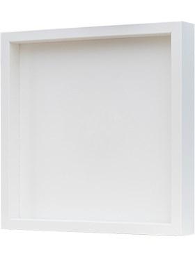 Рама для фитокартины Wood frame mdf ral 9010 satin gloss Nieuwkoop Europe - фото 14791