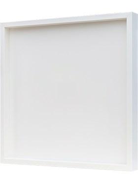 Рама для фитокартины Wood frame mdf ral 9010 satin gloss Nieuwkoop Europe - фото 14795
