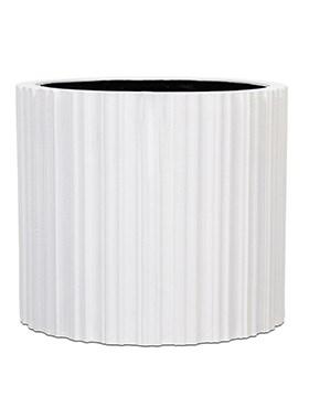 Кашпо Capi lux vase cylinder stripes - фото 14849