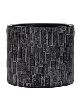 Кашпо Capi nature stone vase cylinder - фото 14999