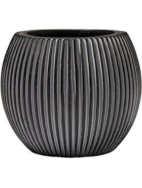 Кашпо Capi nature vase ball groove - фото 15005