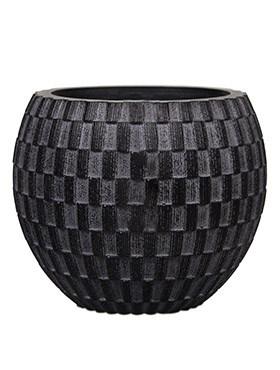 Кашпо Capi nature vase eggplanter wave - фото 15019