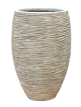 Кашпо Capi nature vase elegance deluxe rib - фото 15022