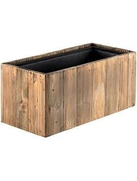 Кашпо Marrone balcony box dark flame wood (Nieuwkoop Europe) - фото 17781