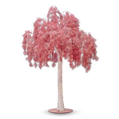 Дерево интерьерное бордо латекс (искусственное) Альсид - фото 22647