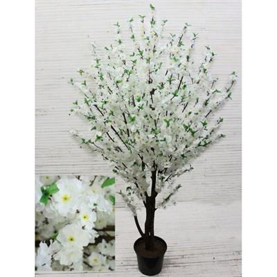 Сакура белая (искусственная) Альсид - фото 22657