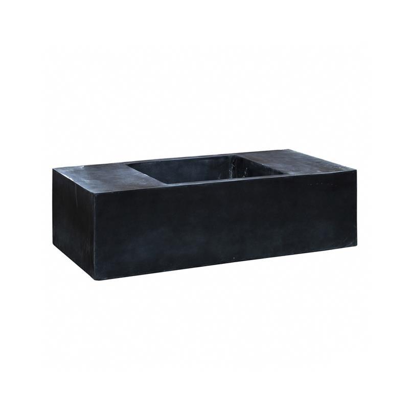 Скамья-цветочница прямоугольная JUMBO SEATING ROUND (Pottery Pots) - фото 29559