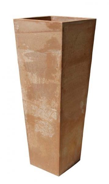 Вазон San Rocco Квадро высокий Зирак - фото 34667