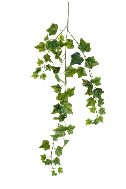 Английский плющ Олд Тэмпл ветка зелёная (искусственная) Treez Collection - фото 8090