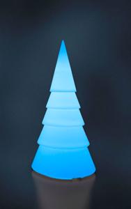 Елка S с подсветкой RGB