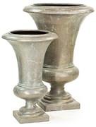 Ваза Amphora verdrigris-bronze