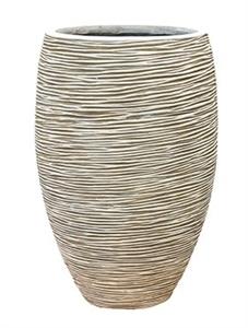 Кашпо Capi nature vase elegance deluxe rib