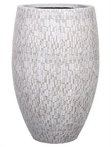 Кашпо Capi nature vase elegant deluxe stone