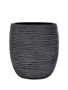 Кашпо Capi nature vase elegant high rib