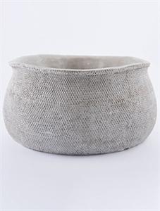 Кашпо D&m indoor pot jug taupe per 2 pcs. (Nieuwkoop Europe)