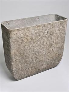 Кашпо D&m indoor pot rough xl высокий (Nieuwkoop Europe)