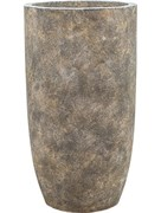 Кашпо Luxe lite stone luna partner grey (Nieuwkoop Europe)