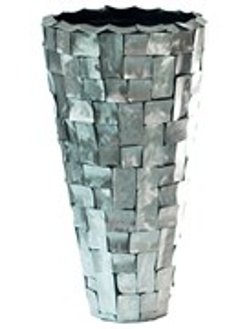 Кашпо Oceana steel partner grey (Nieuwkoop Europe)