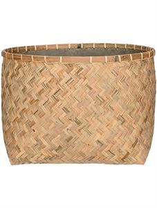 Кашпо Bohemian nala bamboo (Pottery Pots)