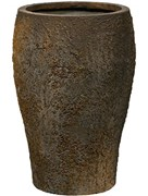 Кашпо Oyster claire imperial brown (Pottery Pots)