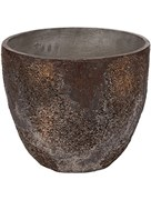 Кашпо Oyster jesslyn imperial brown (Pottery Pots)