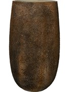 Кашпо Oyster tarb imperial brown (Pottery Pots)