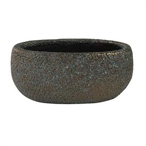 Кашпо керамическое Eva Овал