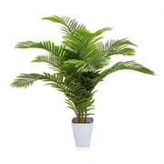 Пальма кустовая латекс в интерном кашпо (искусственная) Альсид