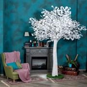300разб/176(АКЦИЯ) Дерево Гинкго h300см(белое) (шир.-170см)