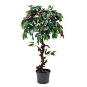 Дерево плодовое Яблоня-мини красная (искусственное) Альсид