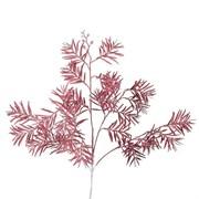 Ветка Розмарина светло-бордовая (искусственная) Альсид