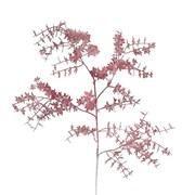 Ветка Конопля мелкая светло-бордовый (искусственная) Альсид