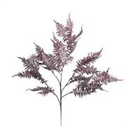 Ветка Папоротника пепельно-розовый (искусственный) Альсид
