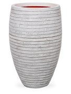 Кашпо Capi nature row nl vase vase elegant deluxe ivory (Capi Europe)